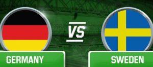 Siaran Langsung Piala Dunia Jerman vs Swedia