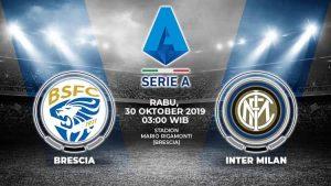 pertandingan brescia vs inter milan