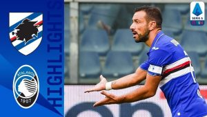 Hasil Serie A Sampdoria Vs Atalanta