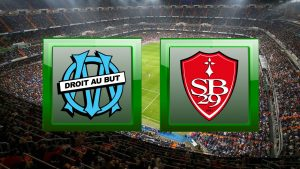 Ligue 1 Marseille Vs Brest