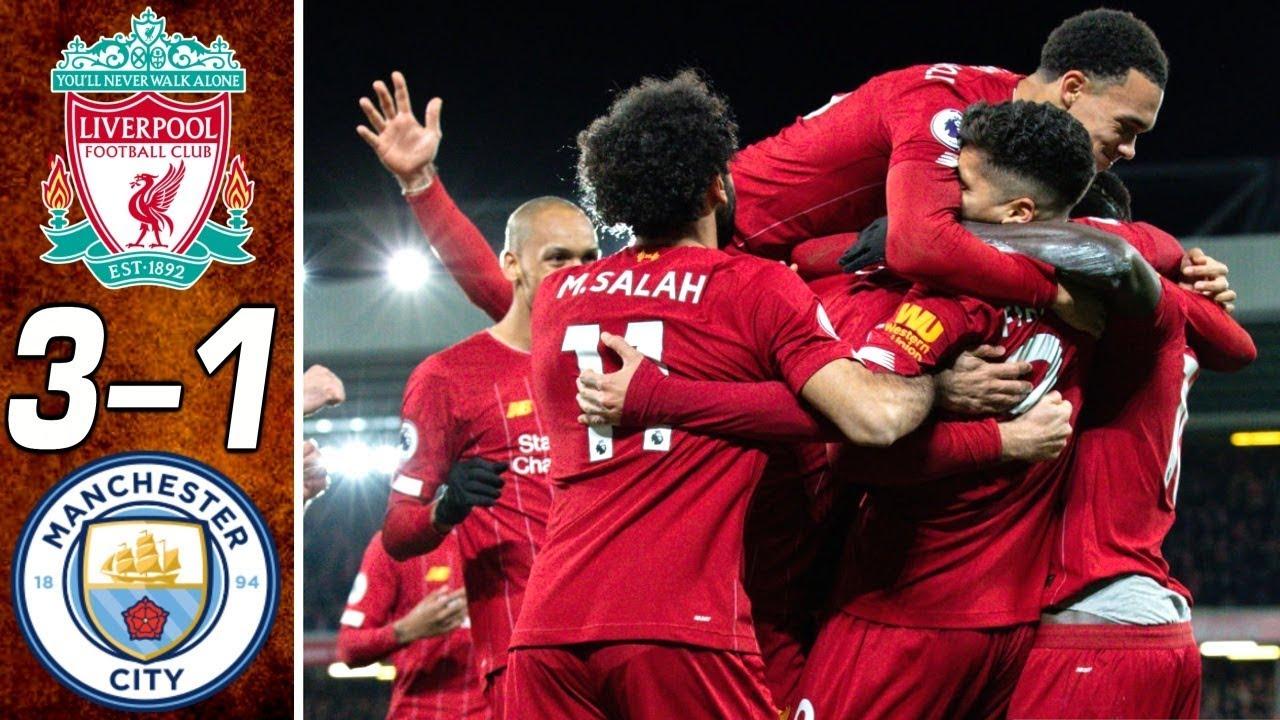 Hasil EPL Liverpool Vs Manchester City | Agen Euro 2020 ...