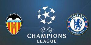 Liga Champions Valencia vs Chelsea
