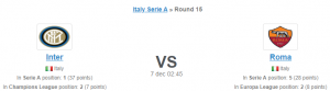serie-a inter milan as roma